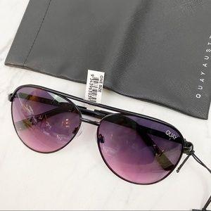 Quay Australia • Vivienne Mini Sunglasses